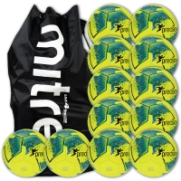 Fusion 12 Ball Deal - Yellow/Teal