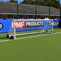 5-A-Side Academy Portable Goal (12ft X 4ft) - PAIR