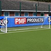 5-a-side Academy Folding Goal - (16ft x 4ft) - PAIR