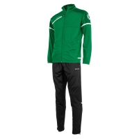 Prestige Polyester Suit - Green/White