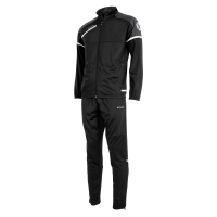 Prestige Polyester Suit - Black/Anthracite