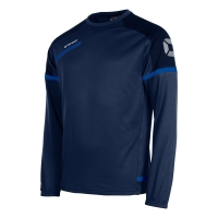 Prestige Top Round Neck - Navy/Royal