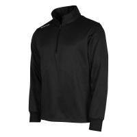 Field Top Half Zip - Black