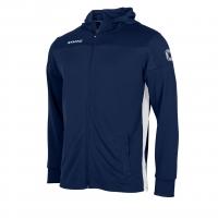 Pride Hooded Sweat Jacket - Navy/White