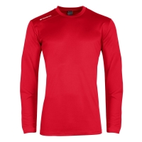 Field Longsleeve Tee - Red
