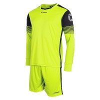 Nitro Goalkeeper Set - Neon Yellow/Black