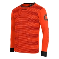 Tivoli Goalkeeper Shirt - Shocking Orange/Black