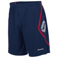 Pisa Shorts - Navy/Red
