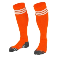 Ring Socks - Orange/White