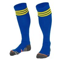 Ring Socks - Royal/Yellow