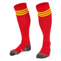 Ring Socks - Red/Yellow