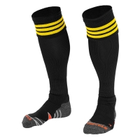 Ring Socks - Black/Yellow