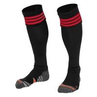 Ring Socks - Black/Red