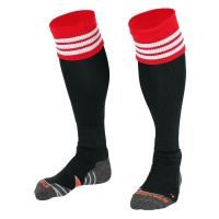 Ring Socks - Black/Red/White