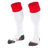 Combi Socks - White/Red