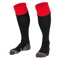 Combi Socks - Black/Red