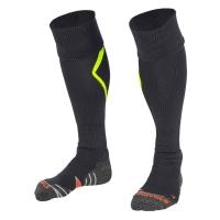 Forza Socks - Anthracite/Neon Yellow