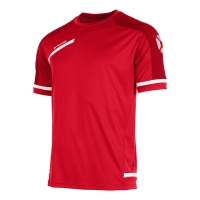 Prestige T-Shirt - Red/White
