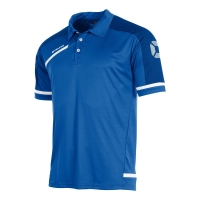 Prestige Polo - Royal/White