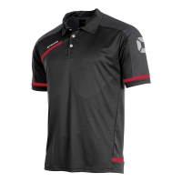 Prestige Polo - Black/Red