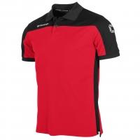Pride Polo - Red/Black
