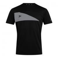 Delta Plus T-Shirt - Black/Grey