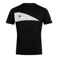 Delta Plus T-Shirt - Black/White