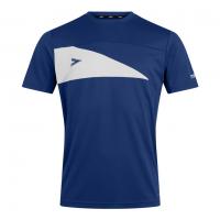 Delta Plus T-Shirt - Navy/White