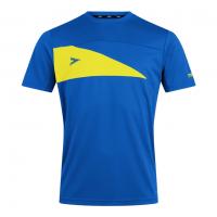 Delta Plus T-Shirt - Royal/Yellow