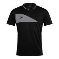 Delta Plus Polo - Black/Grey