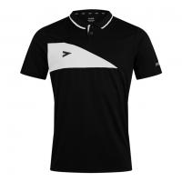Delta Plus Polo - Black/White