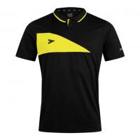 Delta Plus Polo - Black/Yellow