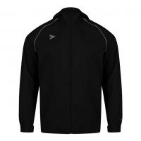 Delta Plus Rain Jacket - Black/Grey