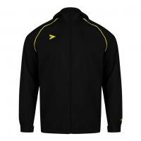Delta Plus Rain Jacket - Black/Yellow