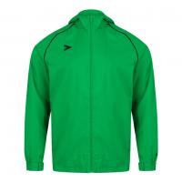 Delta Plus Rain Jacket - Emerald/Black