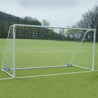 Mini Soccer Champion Folding Goal - PAIR