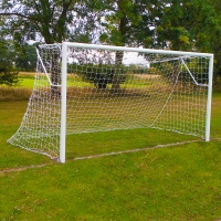 9v9 Champion Socketed Goal (16ft x 7ft) - PAIR