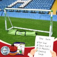 Pro Garden Goal (8ft x 4ft)  - Goal Deal