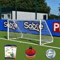 5-A-Side Academy Folding Goal (8ft x 4ft) Goal Deal