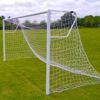 Mini Soccer Academy Socketed Goal (12ft x 6ft) - PAIR