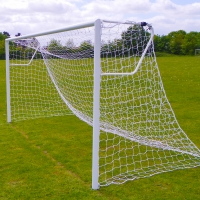 9v9 Academy Socketed Goal (16ft x 7ft) - PAIR