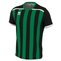 Elliot Jersey - Black/Green