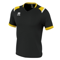 Lucas Jersey - Black/Yellow/White
