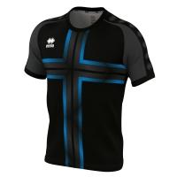 Parma 3.0 Jersey - Black/Cyan