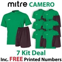Camero 7 Kit Deal - Emerald