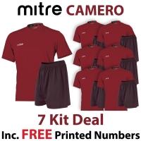 Camero 7 Kit Deal - Maroon