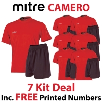 Camero 7 Kit Deal - Scarlet