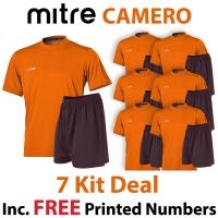Camero 7 Kit Deal - Tangerine
