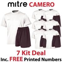 Camero 7 Kit Deal - White
