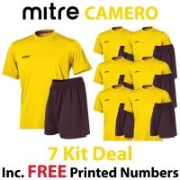 Camero 7 Kit Deal - Yellow